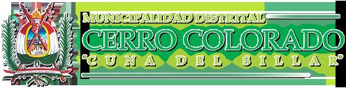MUNICIPALIDAD DISTRITAL DE CERRO COLORADO